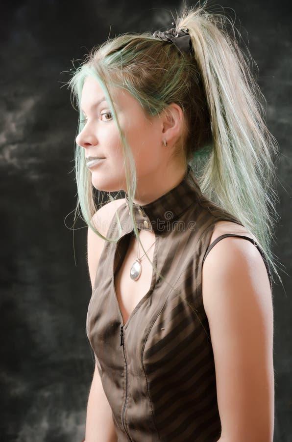 projektujący dziewczyny steampunk zdjęcia royalty free