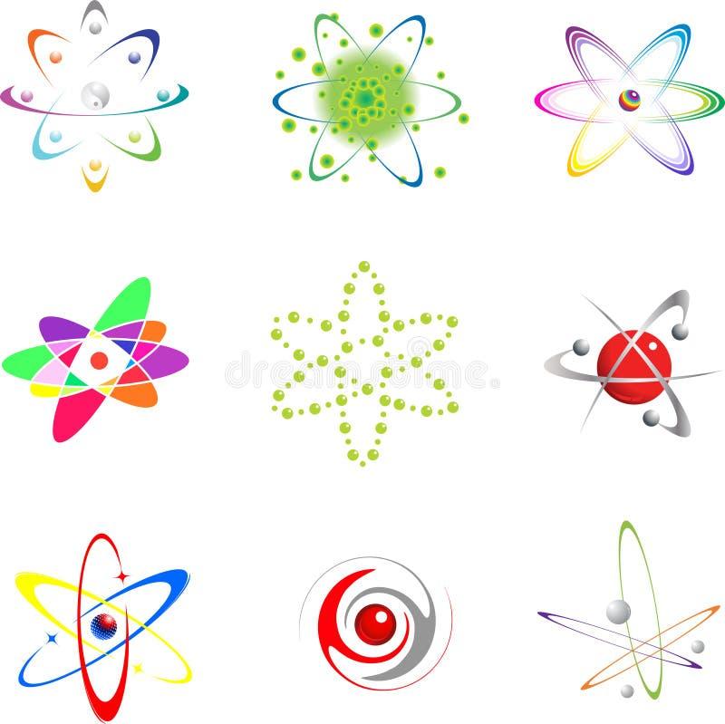 projektuje loga ilustracja wektor