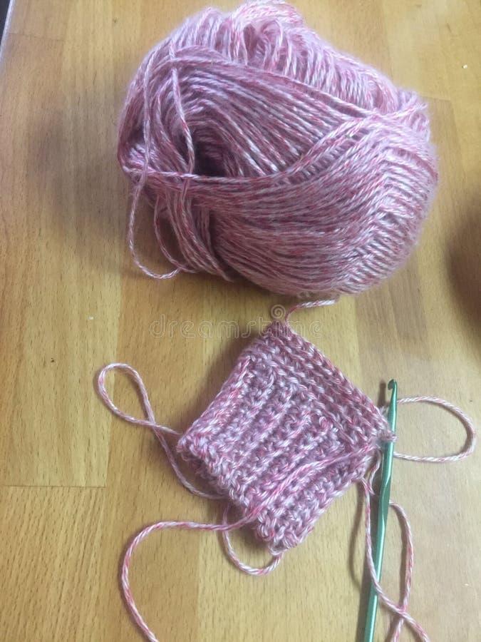 Projet de crochet photo libre de droits