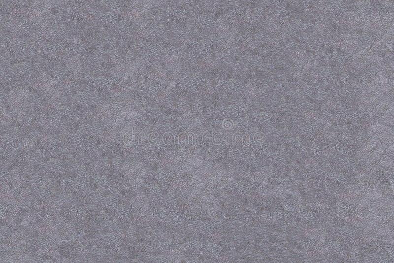 Projeto áspero de couro artificial da base do fundo da textura do fundo cinzento do sumário da lona monocromático imagens de stock