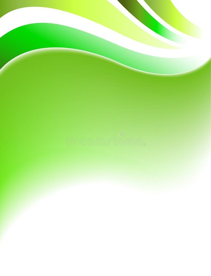 Projeto abstrato ilustração stock