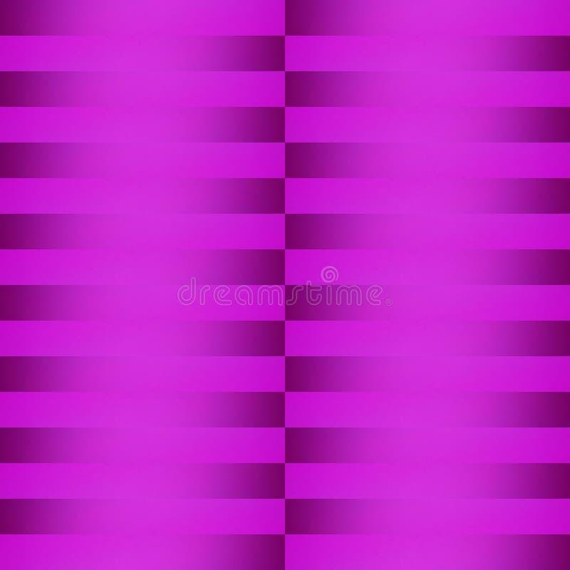 projeto abstrato da colagem de uma imagem de vidro opaca com luz indireta no rosa e cores, fundo e textura roxos ilustração stock