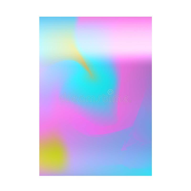 Download Projeto Abstrato Da Disposição Da Cor Do Borrão Ilustração do Vetor - Ilustração de íris, cópia: 80100913