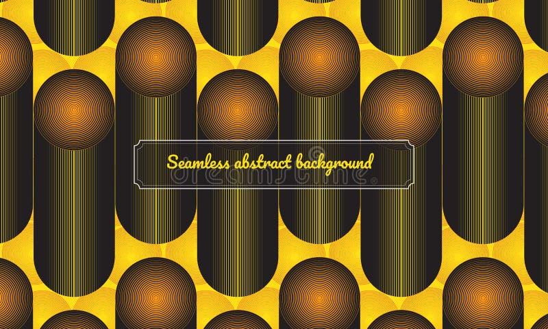 Projeto abstrato do fundo Reticulação colorida Teste padrão sem emenda V imagem de stock royalty free