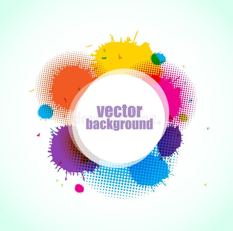 Download Projeto abstrato do vetor ilustração stock. Ilustração de fresco - 16860475