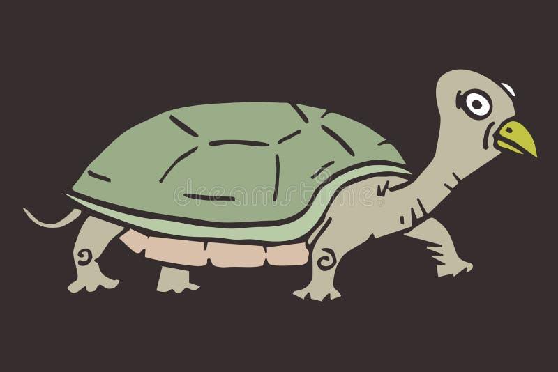 Projeto animal creativo ilustração royalty free