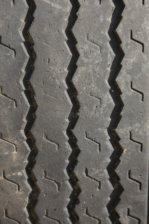 Projeto automotivo do passo do pneu imagem de stock