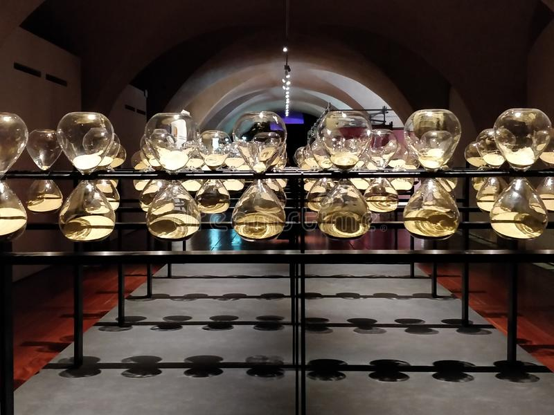 Projeto Bienal de Londres imagens de stock royalty free