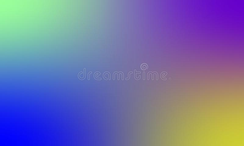 Projeto colorido do vetor do fundo da textura do borrão, fundo protegido borrado colorido, ilustração vívida do vetor da cor Clos imagem de stock royalty free