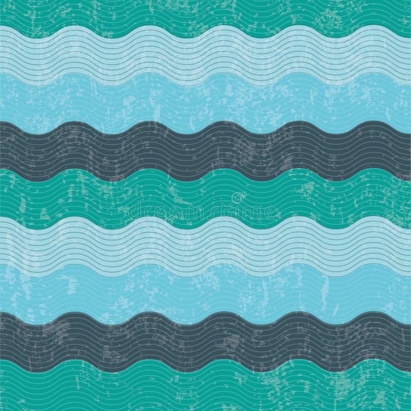 Projeto da água ilustração royalty free