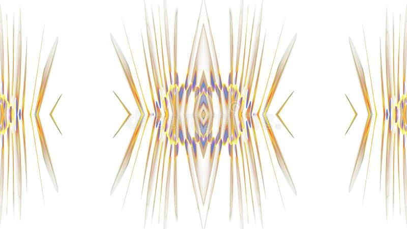 Projeto da arte gráfica de Digitas no fundo branco ilustração royalty free