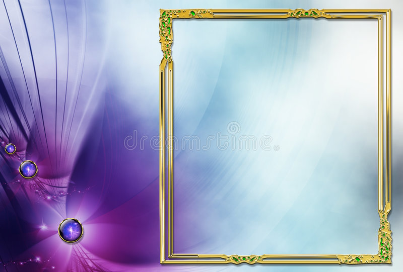 Projeto da disposição do fundo da foto ilustração royalty free