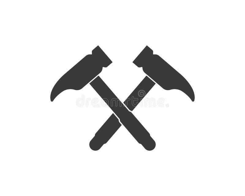 projeto da ilustração do vetor do logotipo do ícone do hummer ilustração do vetor