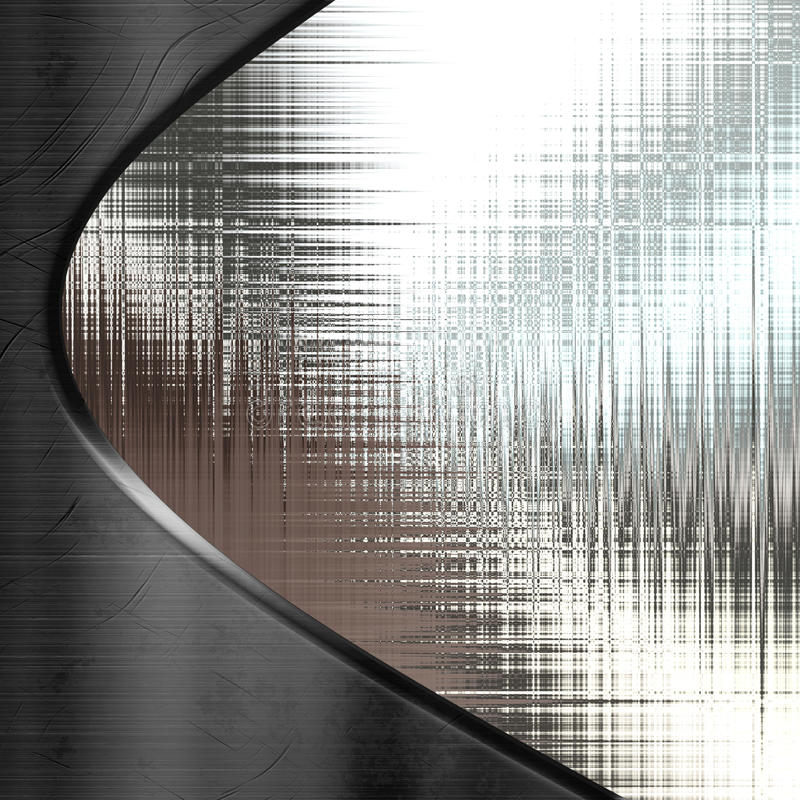 Projeto da textura do metal ilustração stock