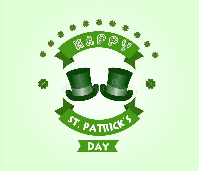 Download Projeto De Cartão Do Dia Dos Patricks Do St, Ilustração Ilustração do Vetor - Ilustração de verde, trevo: 65579051