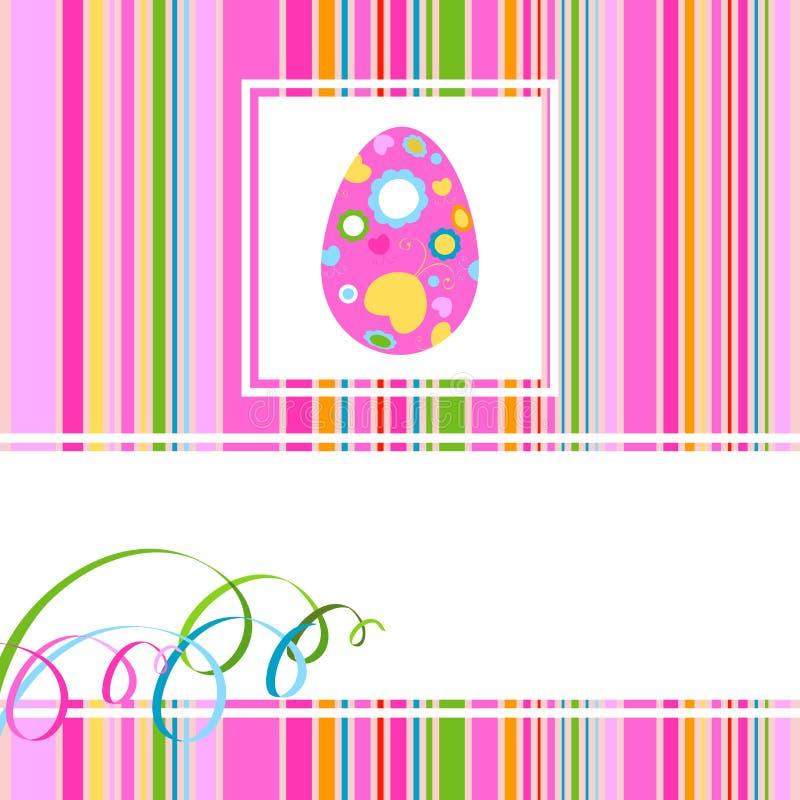 Projeto de Easter ilustração do vetor