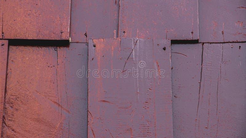 Projeto de madeira antigo da porta em Ásia foto de stock