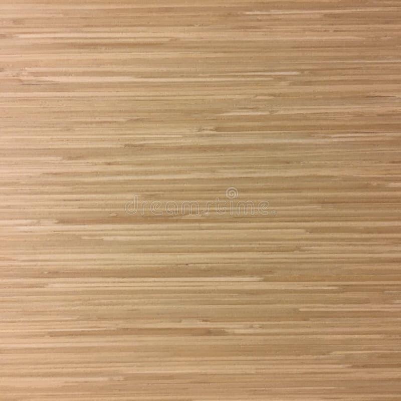 Projeto de madeira de bambu do teste padrão da textura do assoalho imagens de stock royalty free