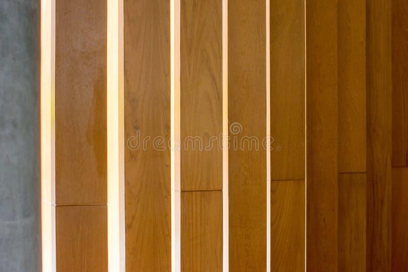 Projeto de madeira da textura para a parede da prancha fotografia de stock