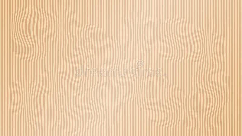 Projeto de madeira realístico do teste padrão, feito no vetor ilustração stock