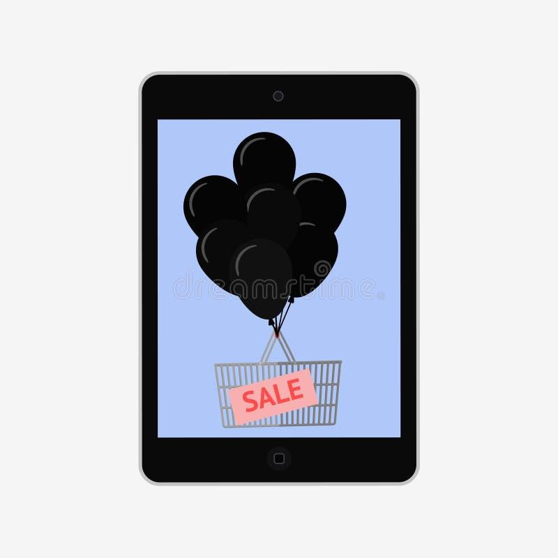 Download Projeto De Segunda-feira Do Cyber Ilustração Stock - Ilustração de monitor, feira: 80101837