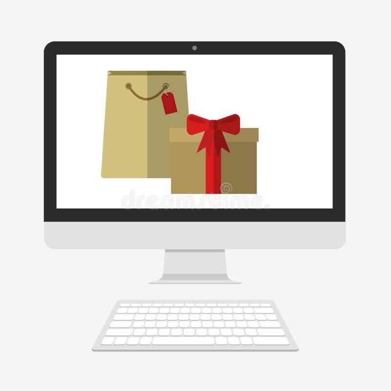 Download Projeto De Segunda-feira Do Cyber Ilustração Stock - Ilustração de computador, promo: 80101908