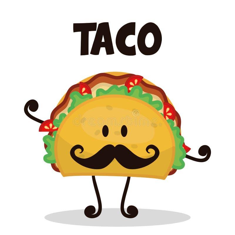 Projeto do ícone do fast food ilustração stock