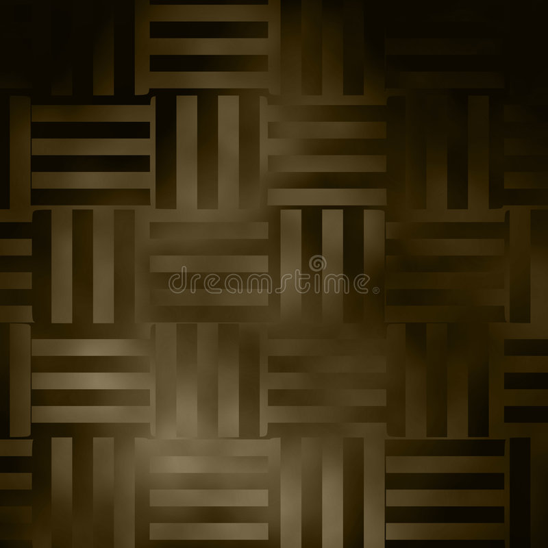 Projeto do fundo/tom de tecelagem do Sepia ilustração stock