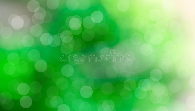 Projeto do illustation do fundo do sumário de Bokeh foto de stock royalty free
