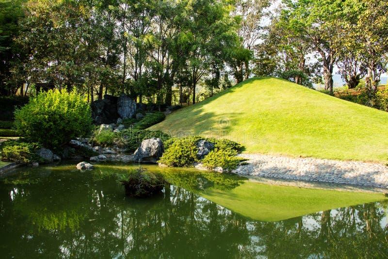 Projeto do jardim fotografia de stock royalty free