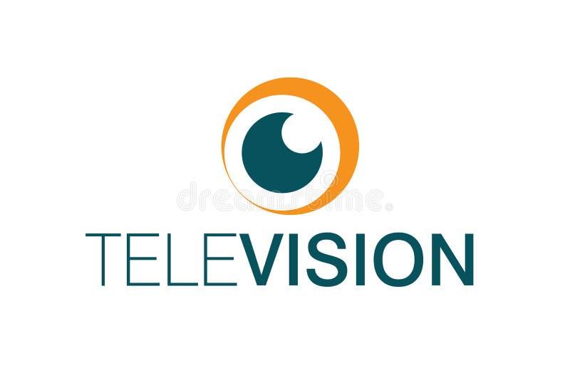 Projeto do logotipo da tecnologia ilustração stock