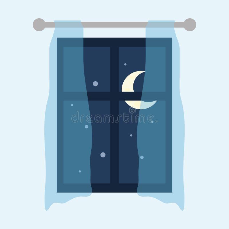 Projeto do sono ilustração stock