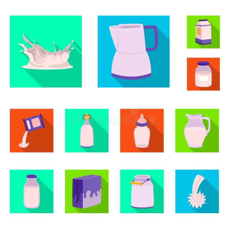 Projeto do vetor do logotipo fresco e da dieta Ajuste da ilustração conservada em estoque fresca e saudável do vetor ilustração stock
