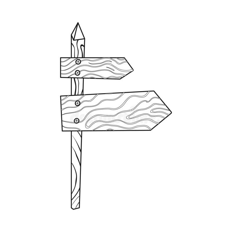 Projeto do vetor do símbolo do signage e da seta Coleção do símbolo de ações do signage e das rosas para a Web ilustração do vetor