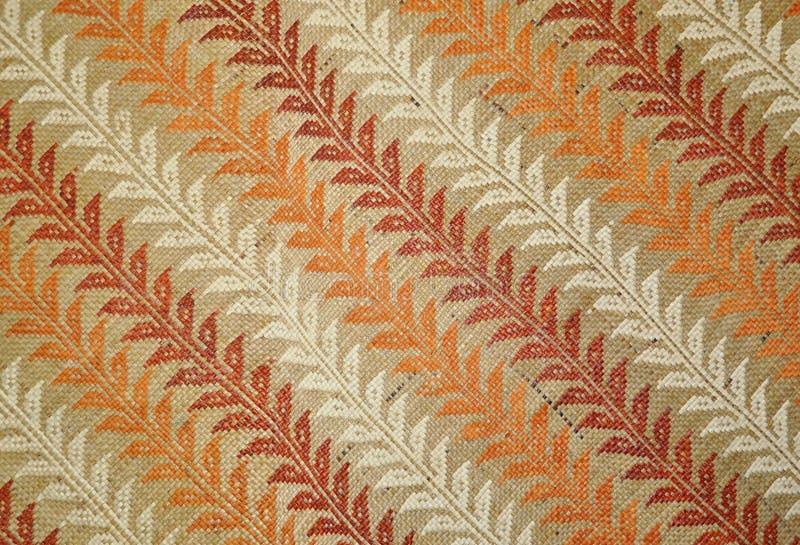 Projeto do Weave foto de stock royalty free
