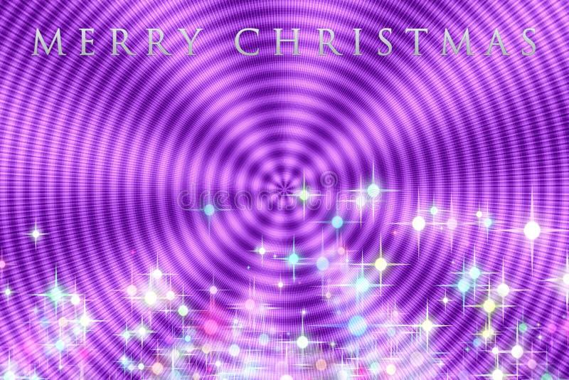 Projeto fantástico do Natal ilustração royalty free