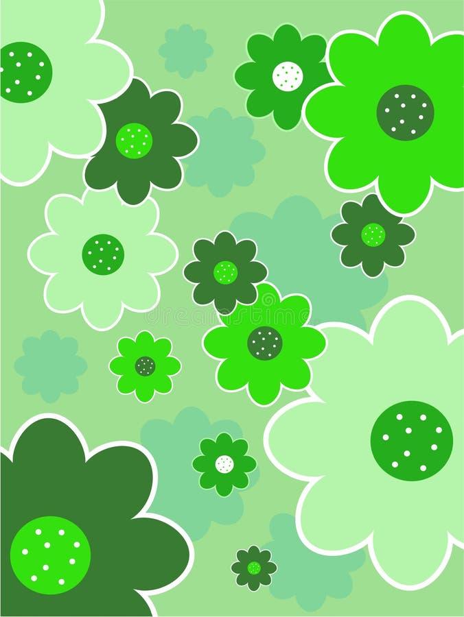 Download Projeto floral ilustração do vetor. Ilustração de mola - 108122