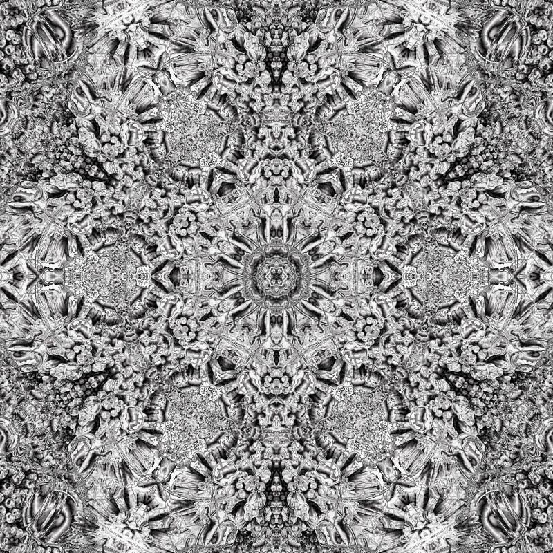 Projeto gótico do teste padrão imagens de stock