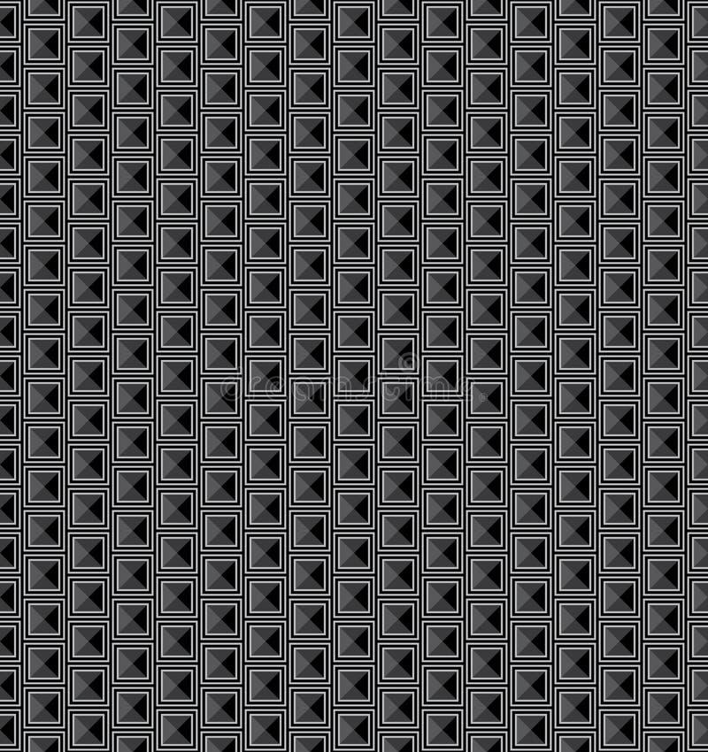 Projeto geométrico criativo do teste padrão da forma ilustração do vetor
