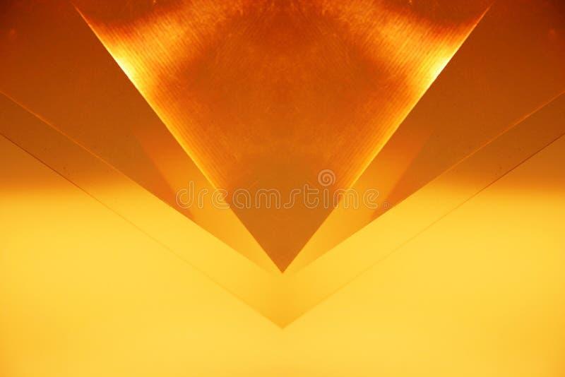 Projeto gráfico abstrato foto de stock