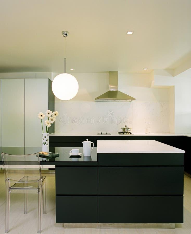Projeto interior - cozinha imagens de stock royalty free