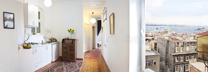 Projeto interior Home imagens de stock royalty free