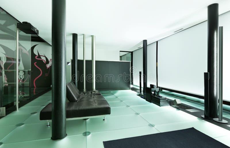 Projeto interior, moderno imagem de stock royalty free