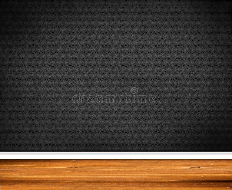 Projeto interior - papel de parede retro imagem de stock royalty free