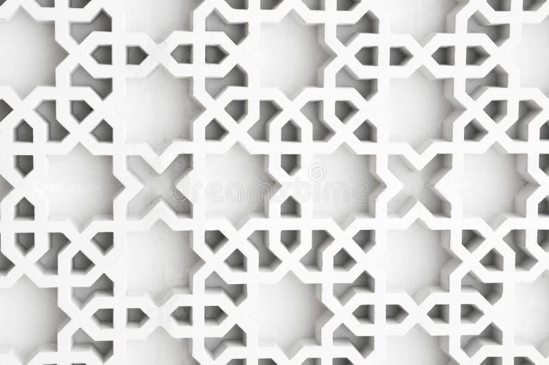 Projeto islâmico ilustração stock