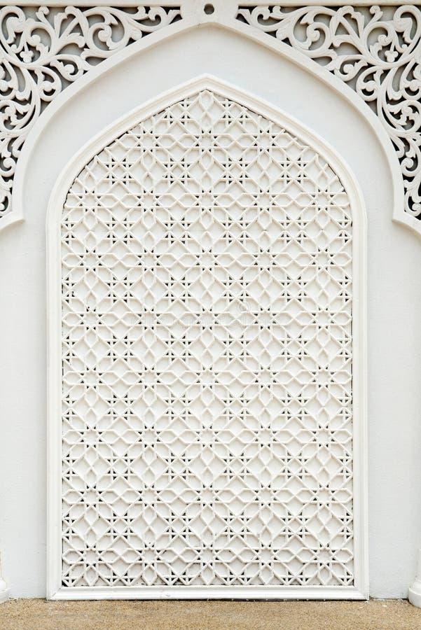 Projeto islâmico imagem de stock