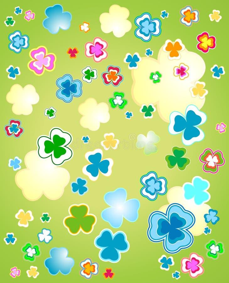 Download Projeto Para O Dia Do St. Patrick Ilustração do Vetor - Ilustração de sumário, celebration: 12804327