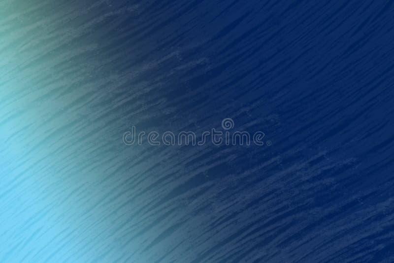 Projeto textured gradual azul do papel de parede do fundo ilustração stock