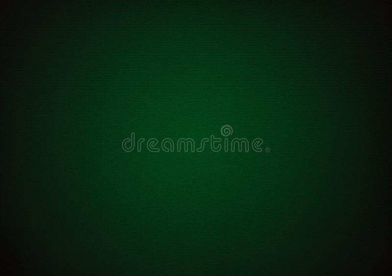 Projeto textured verde do fundo do inclinação foto de stock royalty free