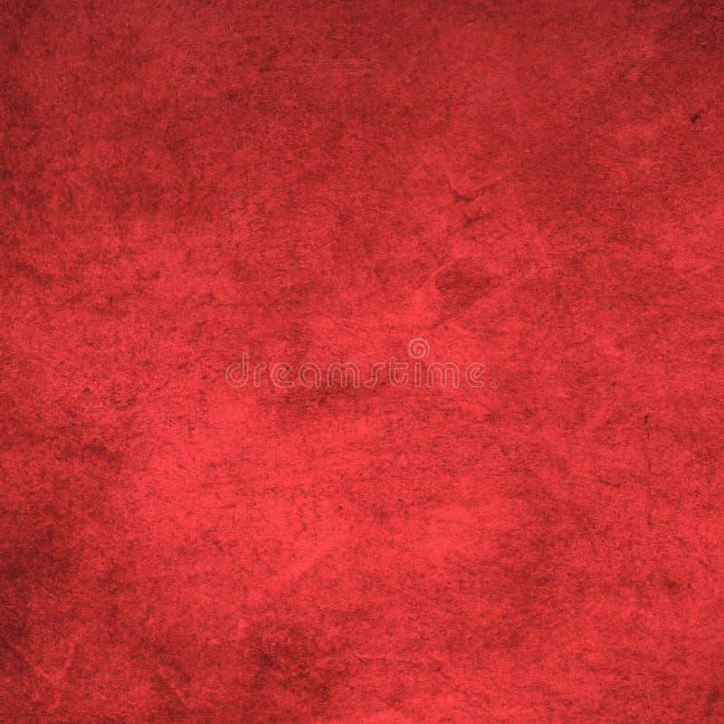 Projeto vermelho do quadrado da etiqueta do rebelde da textura imagem de stock royalty free